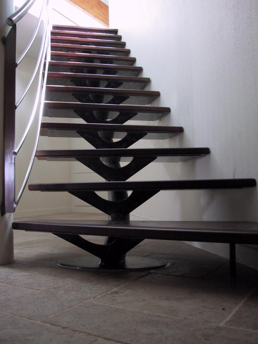metalest alsace nordhouse escalier limon central